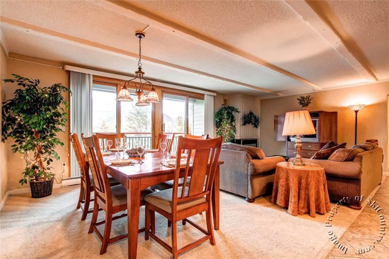 Idyllic 2 Bedroom, 2 Bathroom Condo in Breckenridge (Trails End Condos 502 - 2 Bdrm (TE502)) - Image 1 - Breckenridge - rentals