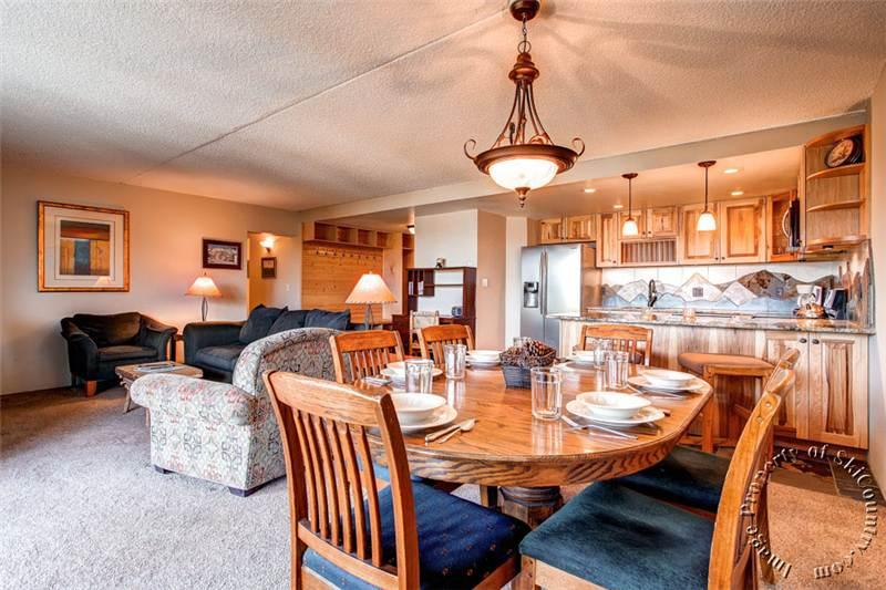 Fabulous Condo in Breckenridge (Trails End Condos 506 - 2 Bdrm (TE506)) - Image 1 - Breckenridge - rentals