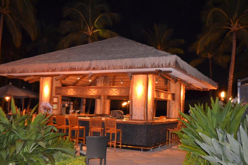 Beach Bar - Near the Lagoon Pool and the Ocean - Beach Villas at KoOlina - Oahu Hawaii - Ocean View - Ko Olina Beach - rentals