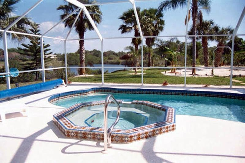 Heated Pool-Spa, Fishing pier, High speed Wifi - Tropical Paradise Luxury Villa Heated Pool-Spa - Venice - rentals