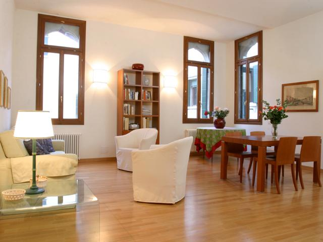 The large living room - Ca' Della Verona - Venice - rentals