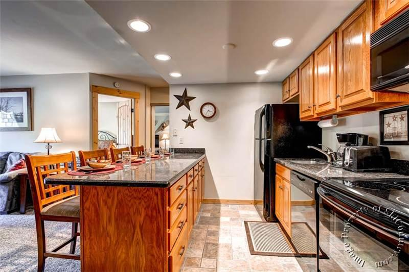 Fabulous 1 BR/1 BA Condo in Breckenridge (Trails End Condos 217 - 1 Bdrm (TE217)) - Image 1 - Breckenridge - rentals
