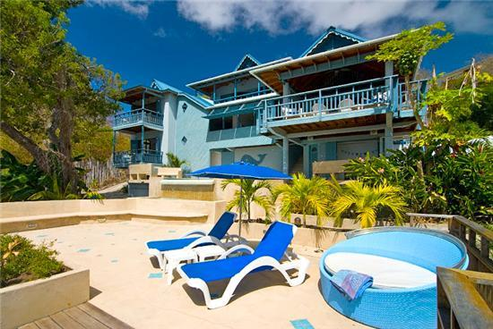 A Shade of Blues House - Bequia - A Shade of Blues House - Bequia - Princess Margaret Bay - rentals