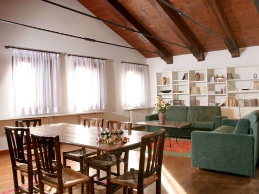 The spacious living room - Ca' Grassi 3 - Venice - rentals