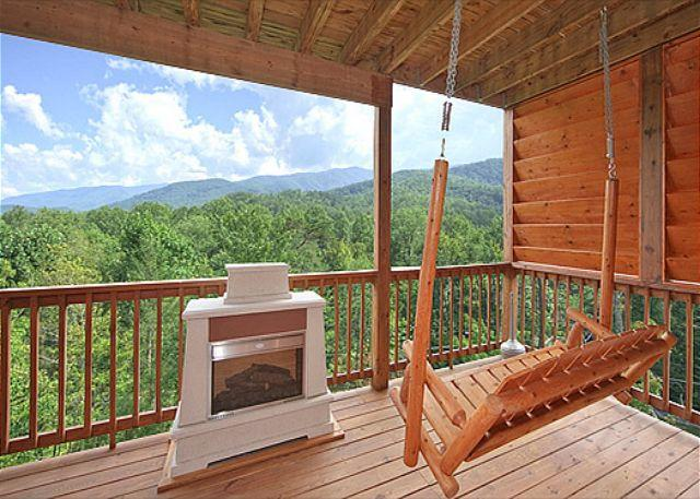 Beautiful Views from this 1 Bedroom Luxury Cabin! - Image 1 - Gatlinburg - rentals
