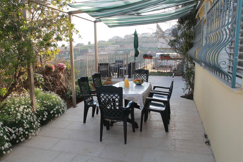 Family - Beautiful Galilee Stone Terrace - B&B Spacious Families House+Lake View - Safed - rentals