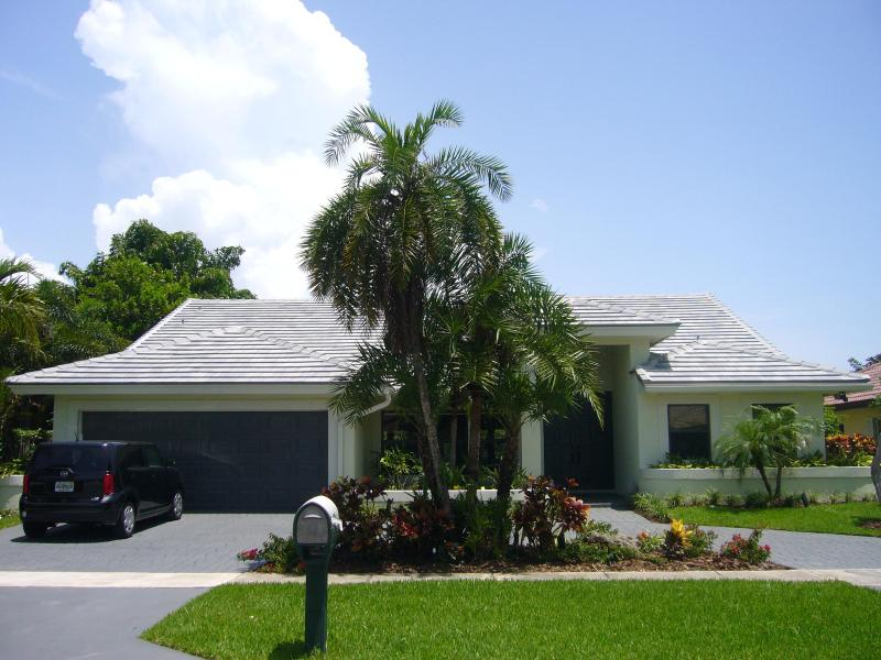 Dolphin Retreat Full View - Luxury South Florida living at its very best. - Boca Raton - rentals