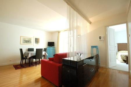 Isle Saint Louis 1 bedroom with A/C (2455) - Image 1 - Paris - rentals