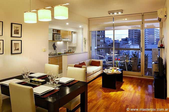 Lovely 1 bedroom condo in Palermo Hollywood -Stafe - Image 1 - Buenos Aires - rentals