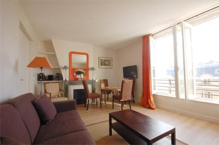 Saint Germain 1 Bedroom  AC (2885) - Image 1 - Paris - rentals