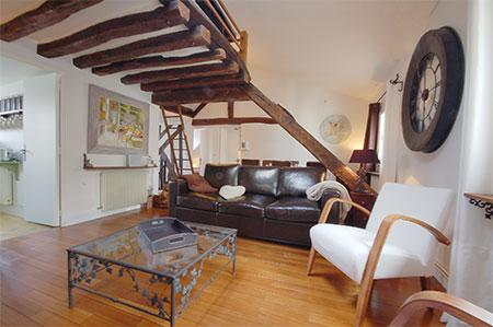 Saint Germain 2 + bedrooms 1 bathroom (2556) - Image 1 - Paris - rentals