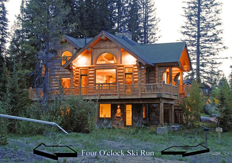 Sits right on Four O' Clock Ski Run - Clifton Lodge - Breckenridge - rentals