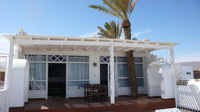 Front of villa opening onto terrace - Sea View Villa - Dahab - rentals