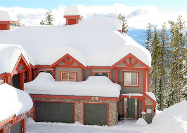 Snowbanks 6, Big White, BC - Snowbanks 6, Comes with a Movie Room, Sleeps 14 with Comfort, Ski in/Out - Big White - rentals