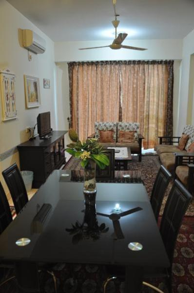 Living Room - KL Easystay-Nice & Fully Equipped Apartments - Kuala Lumpur - rentals