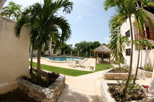 Beautiful Grounds/Pool - Beautiful Townhouse in Tulum with Pool - Tulum - rentals