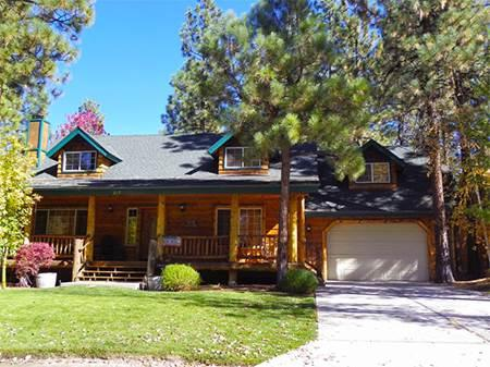 Abe's Cool Cabin - Image 1 - Big Bear Lake - rentals