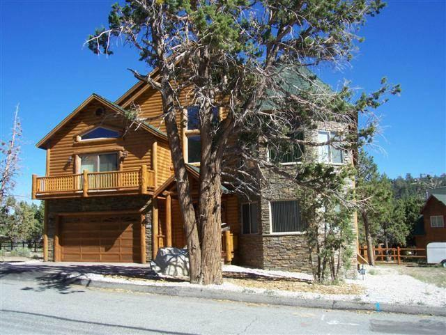 Bear Loop Castle - Image 1 - Big Bear City - rentals