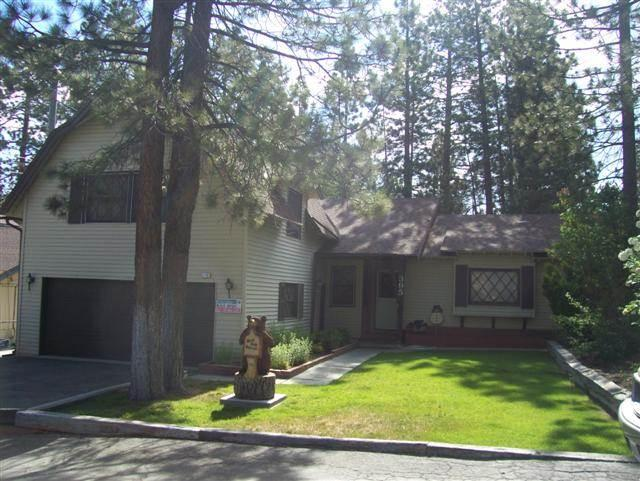 Bear Hug Hideout - Image 1 - Big Bear Lake - rentals