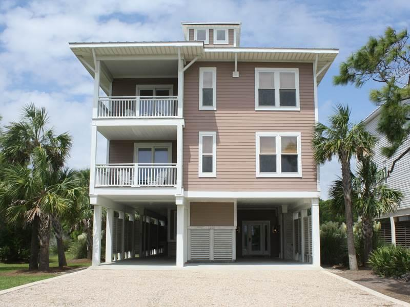 Relax-n-Style - Image 1 - Saint George Island - rentals