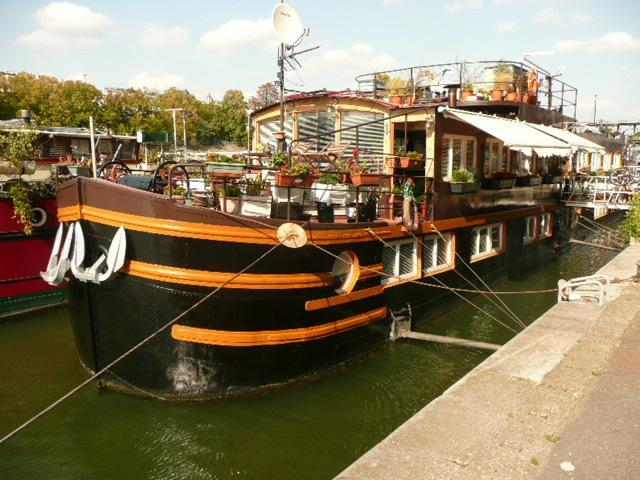 Stay on the Seine, close to the Eiffel Tower - Live on the Seine Houseboat Grenelle  #299 - Paris - rentals