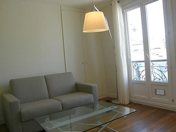 Large studio 4 guests On Rue Montmartre - apt #508 - Image 1 - Paris - rentals