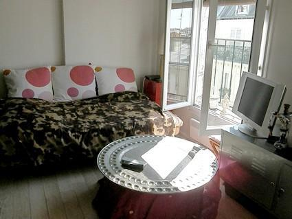 Lovely 1 BR fully equipped Rue Sedaine - apt #178 - Image 1 - Paris - rentals