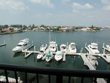 Welcome to The Esplanade #2-403/View from porch - Esplanade, Building 2, Unit 403 - ESP2403 - Marco Island - rentals
