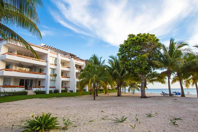 Casita del Mar (5110) - New Everything, Residencias Reef, Building 1 - Image 1 - Cozumel - rentals