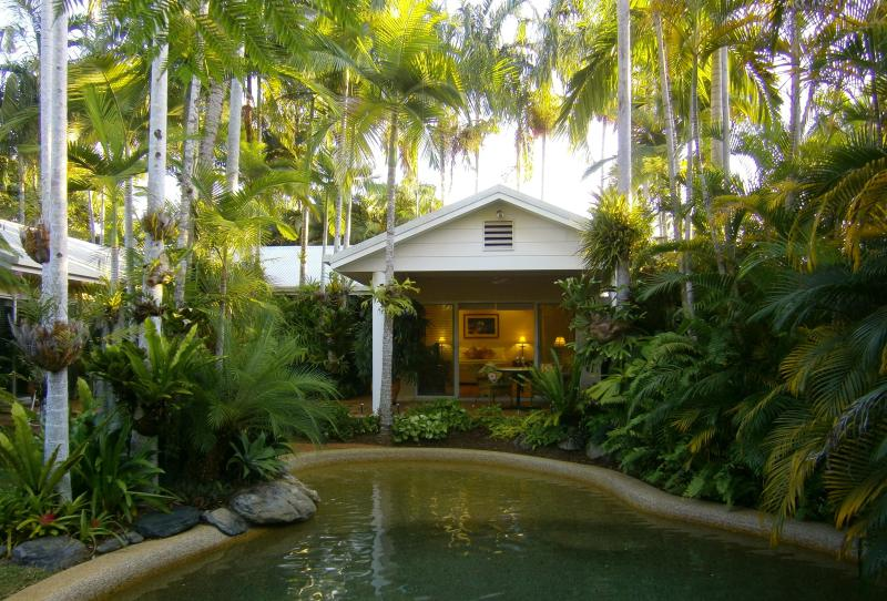 Paradise Villa - your own private resort, just for two - Paradise Villa B&B Port Douglas - Port Douglas - rentals