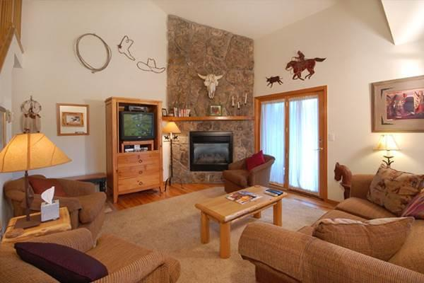 The Pines Condominiums - P206E - Image 1 - Steamboat Springs - rentals