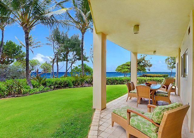 King Waipouli!** BEACH FRONT C-Suite Call/E-mail NOW - Image 1 - Kapaa - rentals
