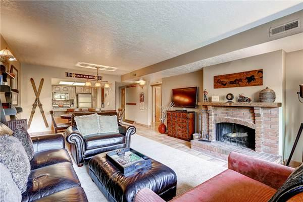 PARK STATION 140 (2BR):  Near Town Lift! - Image 1 - Park City - rentals