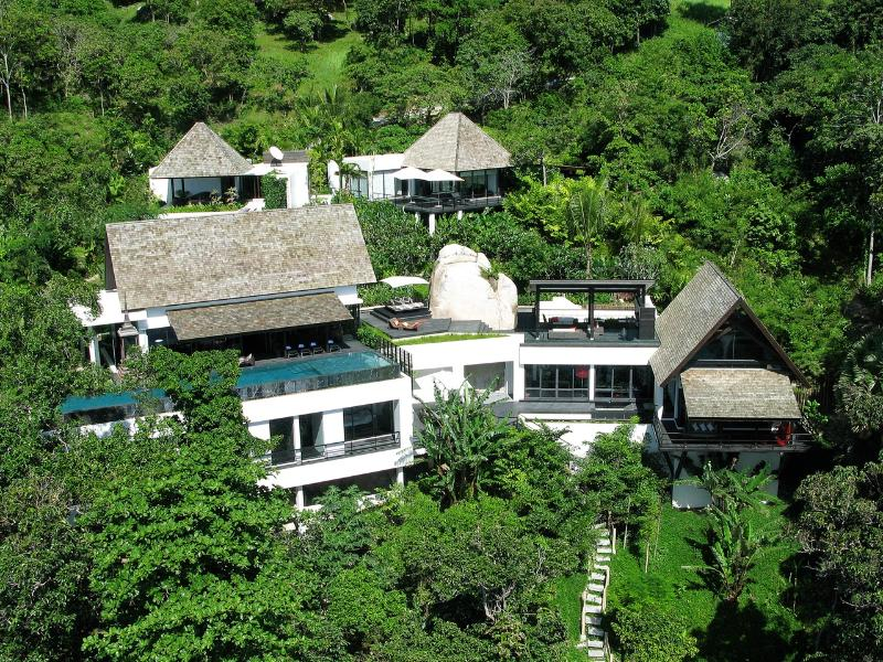 Villa Yin - The Utmost in Luxury & Privacy Phuket - Image 1 - Kamala - rentals