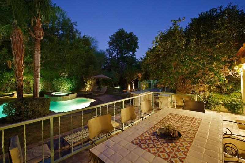 Luxury Mexican Hacienda Mini Estate on 1/2 Acre - Image 1 - Rancho Mirage - rentals
