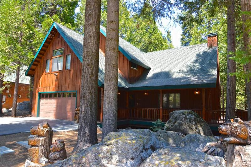 Trails End Cabin - Image 1 - Shaver Lake - rentals