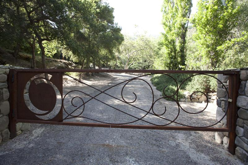Private Entrance - Calliote Canyon Stunning Creekeside Paradise - Ojai - rentals