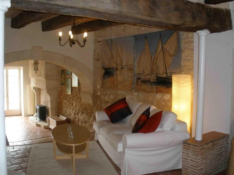Sitting room - Les Terraces sur la Dordogne - Ground Floor - Sainte Foy-la-Grande - rentals