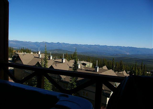 Timber Ridge 17, View, Big White, BC - Timber Ridge 17 Monashee Heights Location Sleeps 7 - Big White - rentals