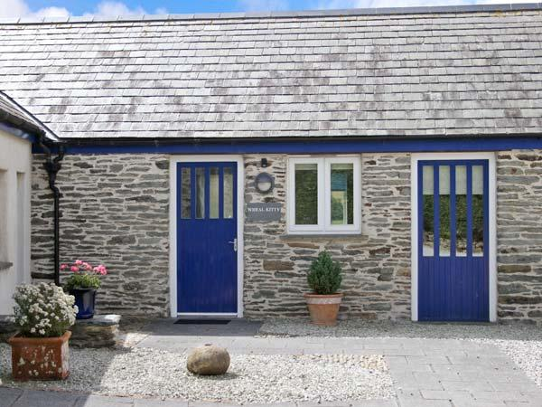 WHEAL KITTY, character holiday cottage, with a garden in St Newlyn East, Ref 2140 - Image 1 - Saint Newlyn East - rentals