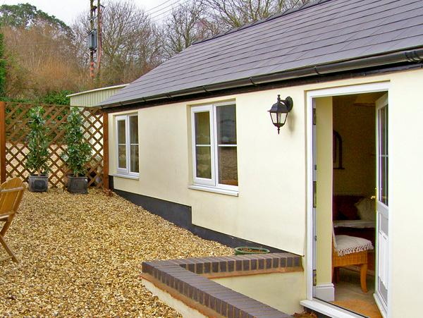 JOLLY'S COTTAGE, country holiday cottage, with a garden in Goodrich, Ref 2369 - Image 1 - Goodrich - rentals