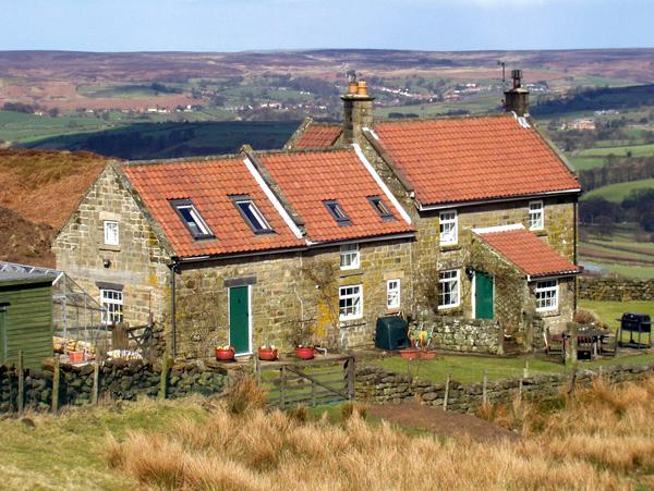 ST. HELENA COTTAGE, pet friendly, country holiday cottage, with a garden in Castleton, Ref 1712 - Image 1 - Castleton - rentals