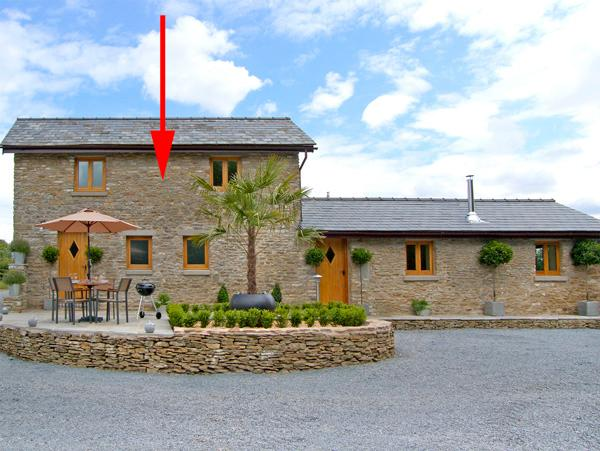 VALLEY VIEW, romantic, luxury holiday cottage, with open fire in Howle Hill, Ref 2538 - Image 1 - Howle Hill - rentals