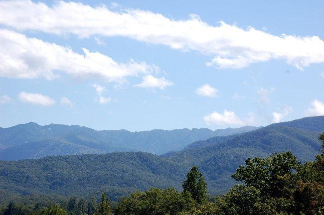 View Catcher view - View Catcher - Gatlinburg - rentals