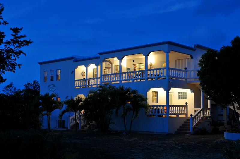 Night View - Nature Gardens Vacation Apartments 1&2 Bedrooms - Rendezvous Bay - rentals