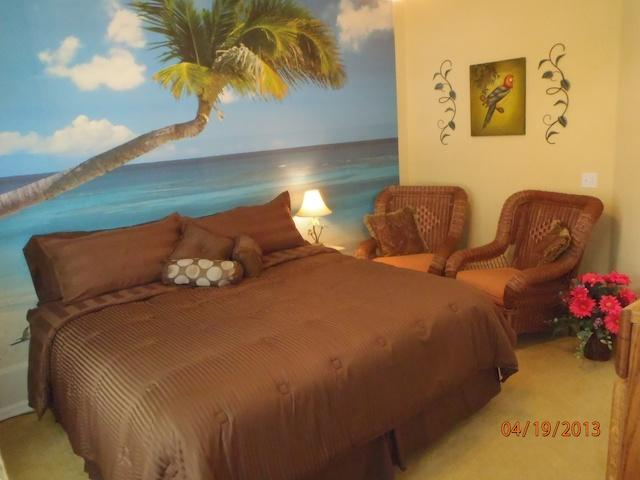 Disney is 3 miles, 4 king bedrooms, spa, gameroom - Image 1 - Kissimmee - rentals