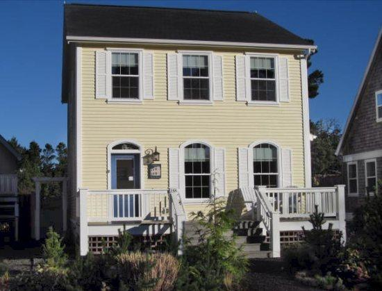Saltbox (formerly Beachnut Bungalow) - Image 1 - Depoe Bay - rentals