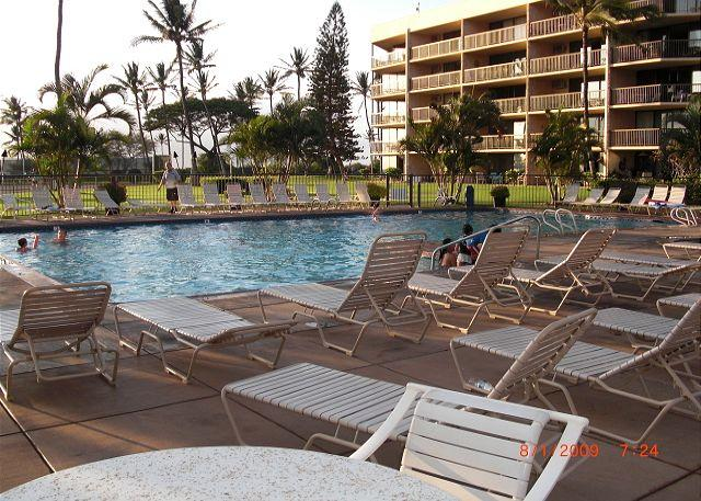 Pool - Maui Sunset 120B - Kihei - rentals