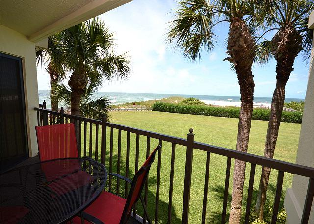 Lands End 6-203 - Upgraded Gulf Front condo with new kitchen & baths! - Image 1 - Treasure Island - rentals
