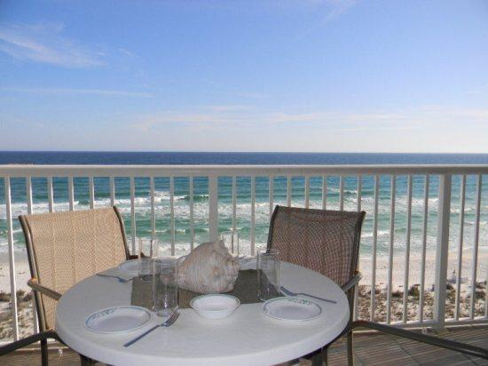 Navarre Beach Regency 703 Balcony View - Navarre Beach Regency 703 - Navarre - rentals